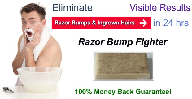 BumpeFace Razor Bump Fighter